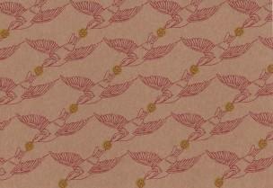 Birds 1: Digital illustartion and print. Edition of 100